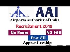 smart zone for smart in sir today I am going to discuss about the most important job updatethis is a new job update from airport authority of India so this i. Airline Jobs, New Job, Author, India, Education, Youtube, Goa India, Writers, Onderwijs