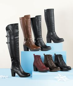 Henri Pierre® Aquaskin Waterproof Winter Boot