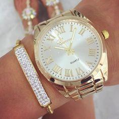 Dámske kovové hodinky-134626-20 Watches, Accessories, Clocks, Clock, Ornament
