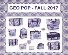NEW FOR FALL 2017 GEO POP. Thirty-One Gifts!