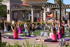 Saturday Soul Yoga Summer Series starts on June 4, 2016! Feed your body and soul every morning from 9-10 a.m.