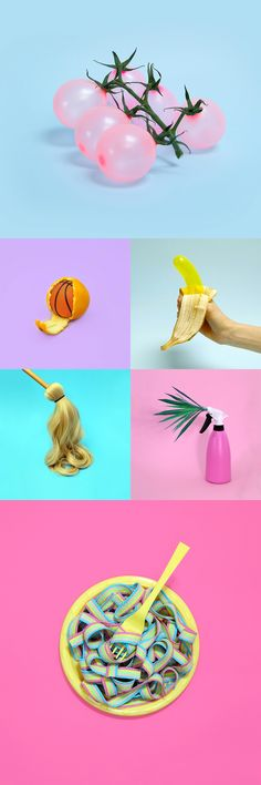 Concept / Art Direction Quirky Interpretations of Everyday Objects by Vanessa McKeown Creative Advertising, Still Life Photography, Art Photography, Product Photography, Contrast Photography, Surrealism Photography, People Photography, Creative Photography, Food Design