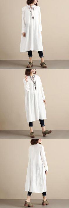 Plus Size Pants, Loose Sweater, Clothes Line, Cotton Linen, Vintage Outfits, Curvy, Normcore, Tunic, Couture
