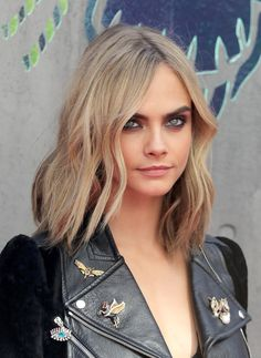 "Cara Delevingne Photos Photos - Cara Delevingne attends the European Premiere of ""Suicide Squad"" at the Odeon Leicester Square on August 3, 2016 in London, England. - 'Suicide Squad' - European Premiere - Red Carpet Arrivals"