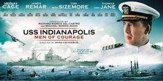Starring Nicolas Cage, Tom Sizemore and Thomas Jane. Directed by Mario van Peebles. In the USS Indianapolis, led by Captain Charles McVay (Nicolas Cage. Nicolas Cage, Streaming Movies, Hd Movies, Movies Online, The Hollywood Reporter, Hollywood Life, Mario Van Peebles, Uss Indianapolis, Hollywood Theme Classroom