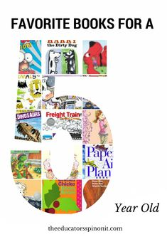 The Educators' Spin On It: Best Books for 5 Year Olds
