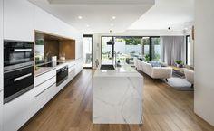 Western Cabinets designs Scandinavian style Cottesloe kitchen - The West Australian