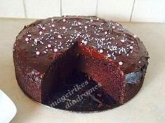 Cookbook Recipes, Cooking Recipes, Meals Without Meat, Cooking Cake, Death By Chocolate, Recipe Images, Greek Recipes, Cupcake Cakes, Cupcakes