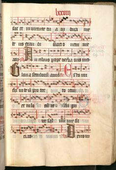 Missale, cum notis musicis et cum figuris literisque pictis Berthold Furtmeyr Clm 23032 [Regensburg], Ende 15. Jahrhundert Folio 78