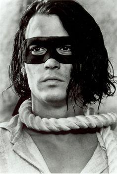 Johnny Depp - Don Juan DeMarco, 1994.