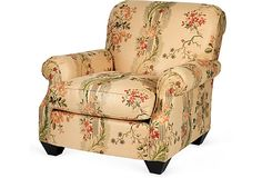 Ralph Lauren London Club Chair