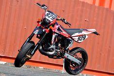 """Boyko Racing """"HUSQVONDA"""" CR500 Custom"""