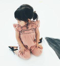 Robes et combinaisons pour bébé fille Collection Printemps-Été 2017 | ZARA France