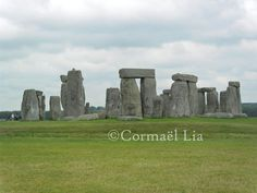 Stonehenge | Amesbury | Wiltshire | U.K | 2014 | Stonehenge is a prehistoric monument located in Wiltshire, England, about 2 miles (3 km) west of Amesbury and 8 miles (13 km) north of Salisbury. One of the most famous sites in the world, Stonehenge is the remains of a ring of standing stones set within earthworks. It is in the middle of the most dense complex of Neolithic and Bronze Age monuments in England, including several hundred burial mounds. 2400 - 2200 BC.