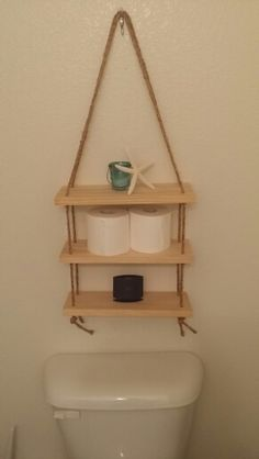Incredible Ideas to Add Rustic Style To Bathroom - DIY Bathroom Diy Bathroom Decor, Bathroom Storage, Bathroom Ideas, Bathroom Art, Simple Bathroom, Diy Home Crafts, Diy Home Decor, Creation Deco, Rustic Style