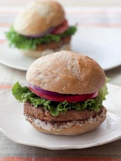 Really Simple Bean Burgers