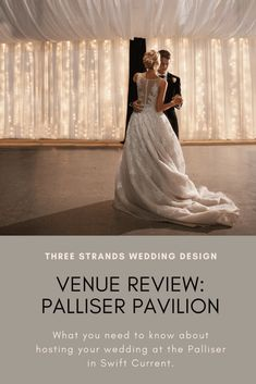 The Palliser Pavilion is one of the most popular wedding venues in Swift Current. Here's the details on hosting your wedding here. Plan Your Wedding, Wedding Planning, Wedding Vendors, Strands, Pavilion, Wedding Designs, Swift, Posts, Wedding Dresses