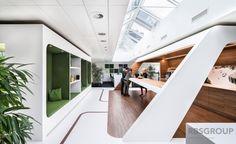 Inilah 25 Desain Interior KantorTerbaik di Tahun 2013 - Design Kantor Compass Group, Switzerland