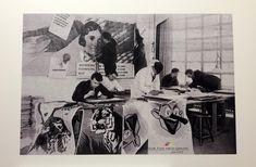 Sketch| Tribute to BAUHAUS