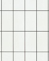 Tapet Grid Dusty Black/White från Ferm Living
