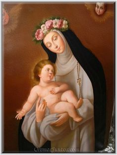This lovely flower of sanctity, the first canonized Saint of the New World, was born at Lima in She was christened Isabel, but the beauty of her infant Religiosidad Popular, St Rose Of Lima, Blessed, Religion Catolica, San Pablo, Old Churches, Madonna And Child, Art For Kids, Saints