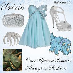 Disney Style: Trixie