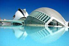 Valencia, City of arts. City of arts, modern building in Valencia , Trip Advisor, Travel Advisor, Valencia City, Art Template, City Art, Modern Buildings, Stock Photos, Architecture, Formula 1