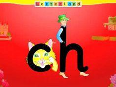 Letterland Spelling Tip: 'ch' sound