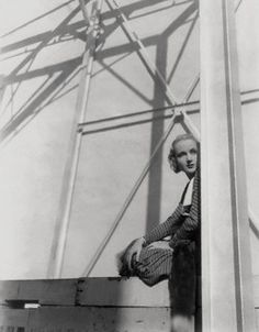 Actress Carole Lombard 1931 by Cecil Beaton
