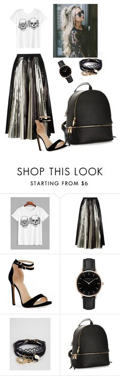 """""""Untitled #107"""" by xhenita-bandula ❤ liked on Polyvore featuring Proenza Schouler, Topshop and ASOS"""