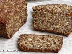 CHLEB ŻYCIA bez mąki Bread Recipes, Cooking Recipes, Good Food, Yummy Food, Polish Recipes, Foods With Gluten, Dessert Recipes, Desserts, Sweet Bread