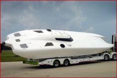 Mti turbine boat