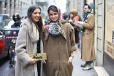 Street looks à la Fashion Week haute couture printemps-été 2013 - Jour 3 http://www.vogue.fr/defiles/street-looks/diaporama/street-looks-a-la-fashion-week-haute-couture-printemps-ete-2013-jour-3-valentino-elie-saab-jean-paul-gaultier/11483/image/680778#14