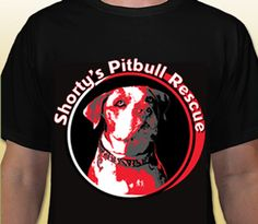 Shortys Rescue T-Shirt Wag The Dog, Pit Bull, Campaign, My Style, Mens Tops, T Shirt, Accessories, Women, Fashion
