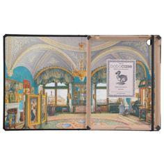 The Corner Drawing-Room of Emperor Nicholas I iPad Case