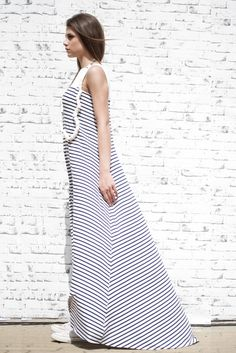 The maxi dress with a whole lot of summer inspiration.