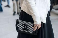Street style Paris Fashion Week otono invierno 2014 | Galería de fotos 218 de 249 | VOGUE