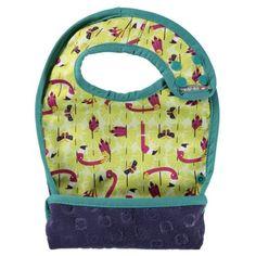 Babero Flamingo M - My Little Zoo, baby shop Lunch Time, Baby Shop, Flamingo, Bags, Shopping, Food Waste, Pockets, Flamingo Bird, Handbags