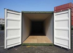 Shipping container hire for all purposes and needs. UK delivery on shipping containers for hire, contact our friendly team today. Small Shipping Containers, 40ft Shipping Container, 40ft Container, Shipping Container Home Designs, Container Cabin, Cargo Container, Container House Design, Self Storage, Storage Spaces