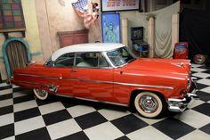 1954 Lincoln Capri 2D Hardtop Coupe Oldtimer kaufen-DE
