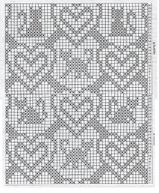 61 Ideas for crochet cat pattern fair isles Crochet Cat Pattern, Crochet Cross, Crochet Chart, Crochet Patterns, Filet Crochet, Baby Patterns, Free Pattern, Fair Isle Knitting Patterns, Knitting Charts