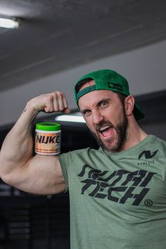 Came for the pump, stayed for the gains! NUKE PUMP A pump focused pre-workout free of the distractions of stimulants and caffeine. Suitable for use any time of the day or night, NUKE PUMP is sweetened with stevia, flavoured naturally, with zero sugar or artificial colourants. #NUTRITECH #trainlikeapro #preworkout Stevia, Caffeine, Pump, Athlete, Zero, Sugar, Train, Workout, Night