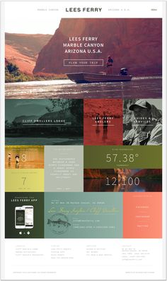 Lees Ferry #web #design #webdesign