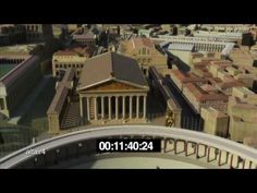 A fascinating and extraordinary journey will lead you back in time through the splendours of Ancient Rome: from the Roman Forum to the Campus Martius and to . Rome Map, Roman Forum, Back In Time, Ancient Rome, Documentary, 3d Reconstruction, Journey, Biographies, Mansions