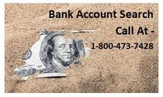 Ways in Which Asset Search Bank Accounts Can Determine Your Financial Future.