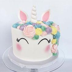 Fiesta Hermosa: 20 tortas increíbles de unicornios