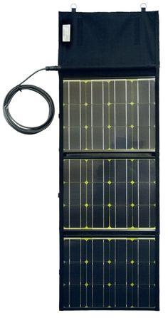 Spectacular Komplette V Solaranlage T V Qualit ts Akku wartungsfrei W Hochleistungs Solarmodul W Qualit ts Spannungswandler Transportbox f r u