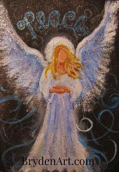 Acrylic Painting by Breten Bryden, BrydenArt.com