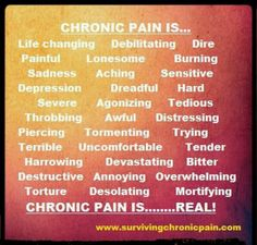 Chronic Pain/ Fibromyalgia