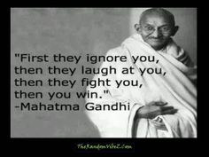 Famous Mahatma Gandhi Quotes                                                                                                                                                                                 More